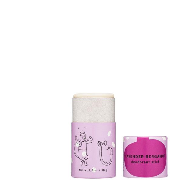 Meow Meow Tweet Lavender Bergamot Deodorant Stick 187 Live By