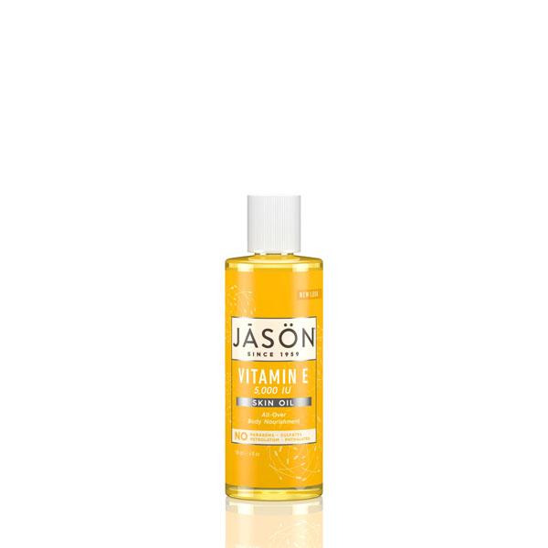 JASON Vitamin E Skin Oil: Live By