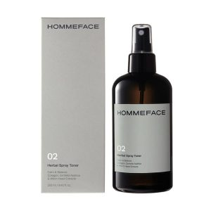 HOMMEFACE Herbal Spray Toner: Live By