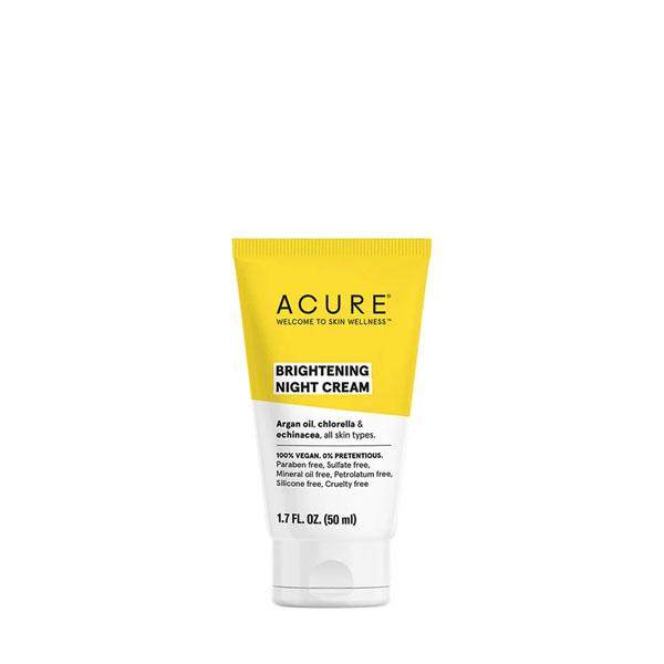 Acure Argan Oil, Chlorella & Echinacea Night Cream