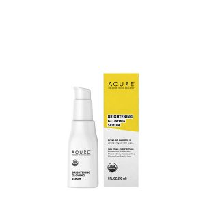 Acure Brightening Glowing Facial Serum