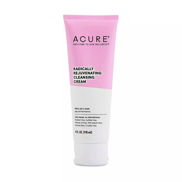 Acure Olive Oil + Mint Cleansing Cream