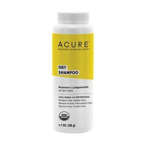 Acure Rosemary & Peppermint Dry Shampoo