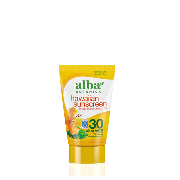 Alba Botanica Hawaiian Aloe Vera Sunscreen SPF 30