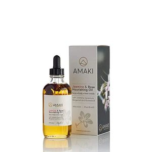 Amaki Jasmine & Rose Face Oil