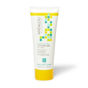 Andalou Naturals Sunflower & Citrus Styling Gel