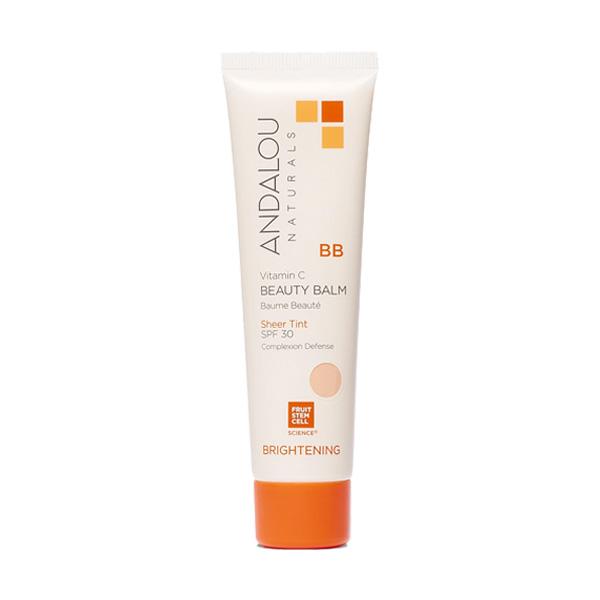 Andalou Naturals Vitamin C BB Beauty Balm Sheer Tint SPF 30