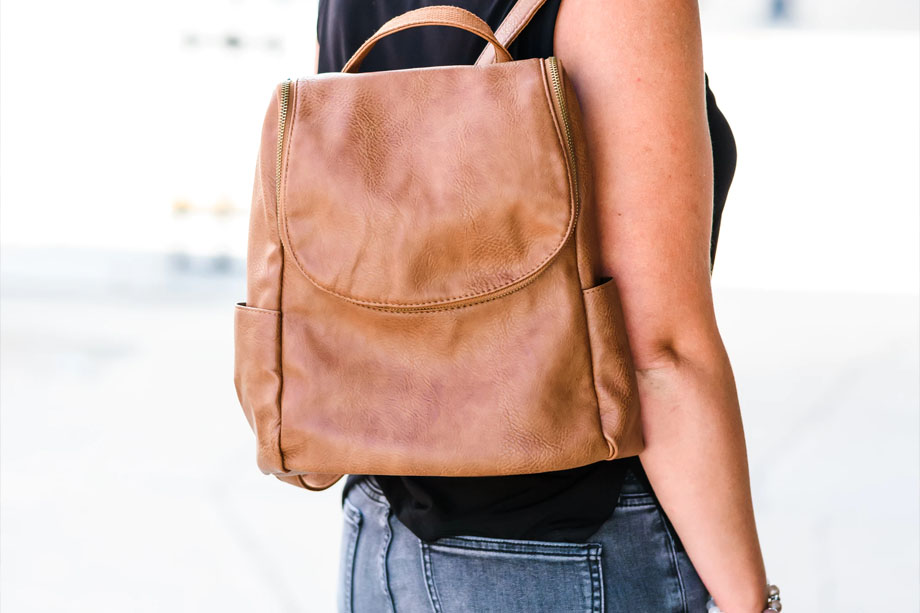 What is Vegan Leather - Vegan Leather Bag
