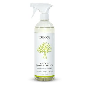 Puracy Natural Surface Cleaner: Live By