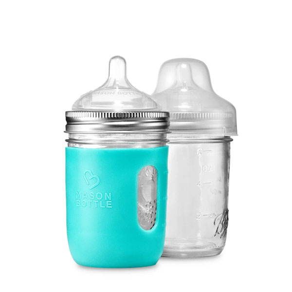 Mason Bottle 8 oz DIY Kit: Live By