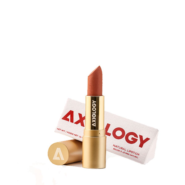 Axiology True Natural Lipstick: Live By