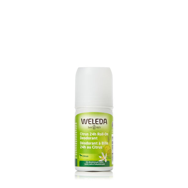 Weleda Citrus Roll On Deodorant: Live By
